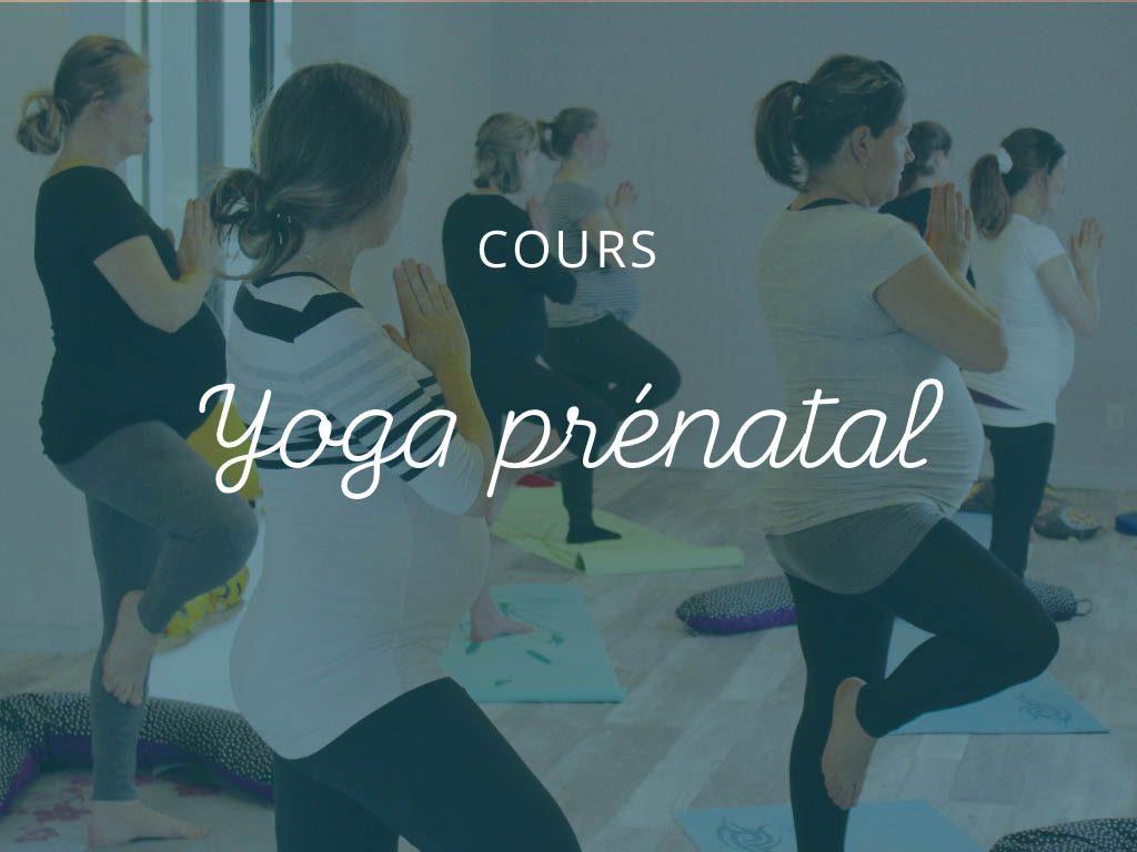 Orchidia - Cours & Activités - Yoga prénatal