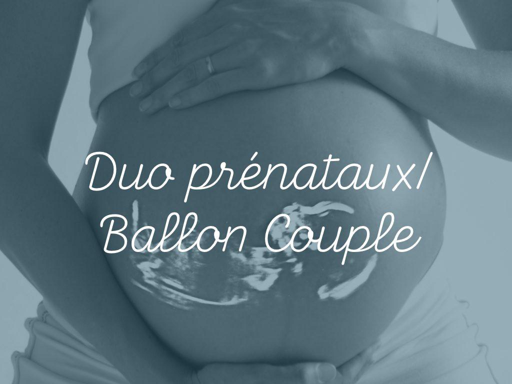 cours prénataux