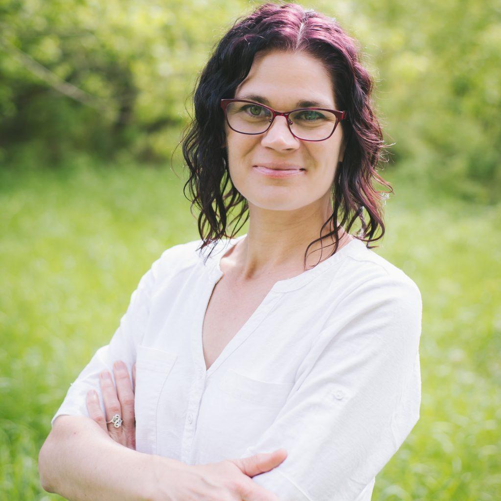 Accompagnante de naissance : Stephanie Houde
