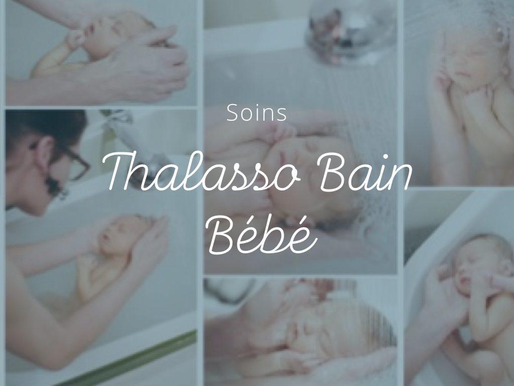 soins thalasso bain bébé