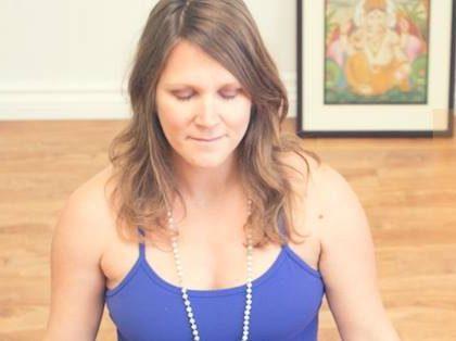Lisa McKenna- yoga prénatal, postnatal
