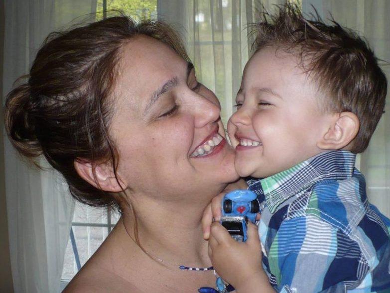 Marie-Claude-Cossette-instructrice signe bébé