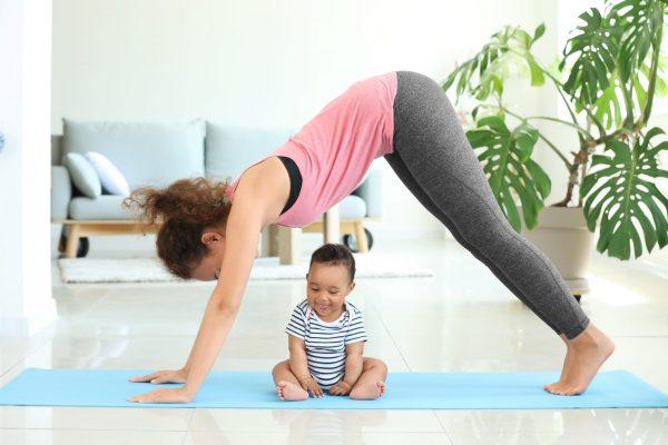 Yoga avec bébés
