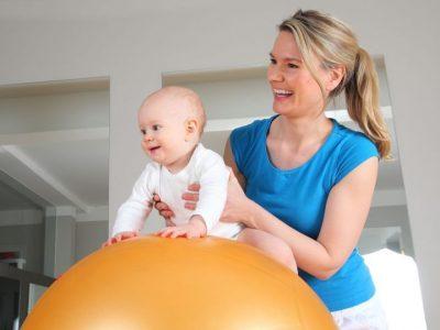 Ballon postnatal